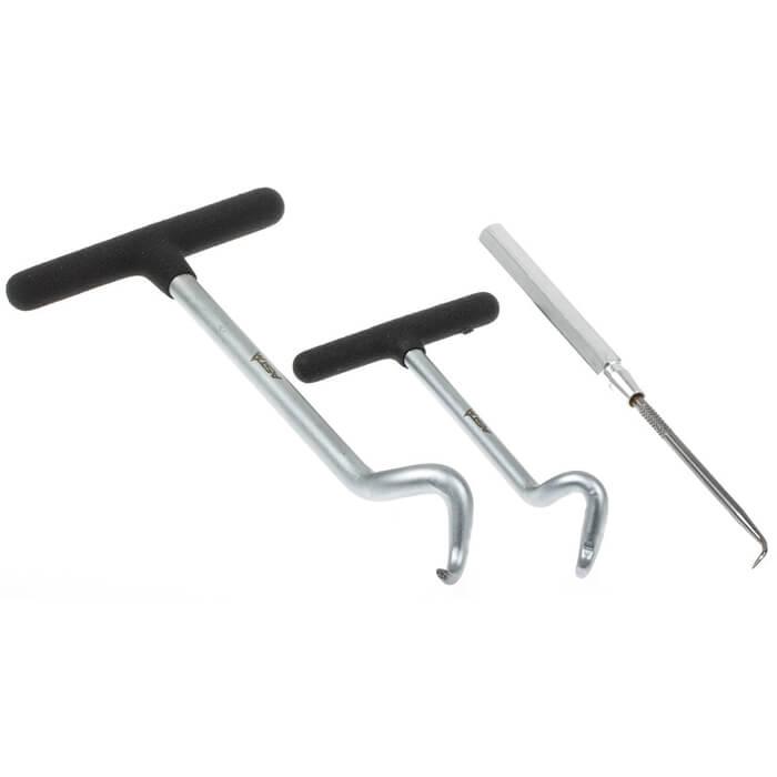 Haken Satz 5-tlg Dichtring entfernen Klimaanlage Spitze O-Ringe Werkzeug Set