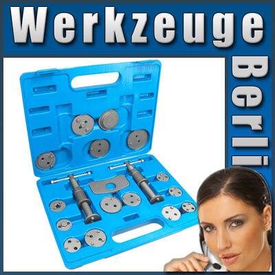 Werkzeug bremskolbenrücksteller