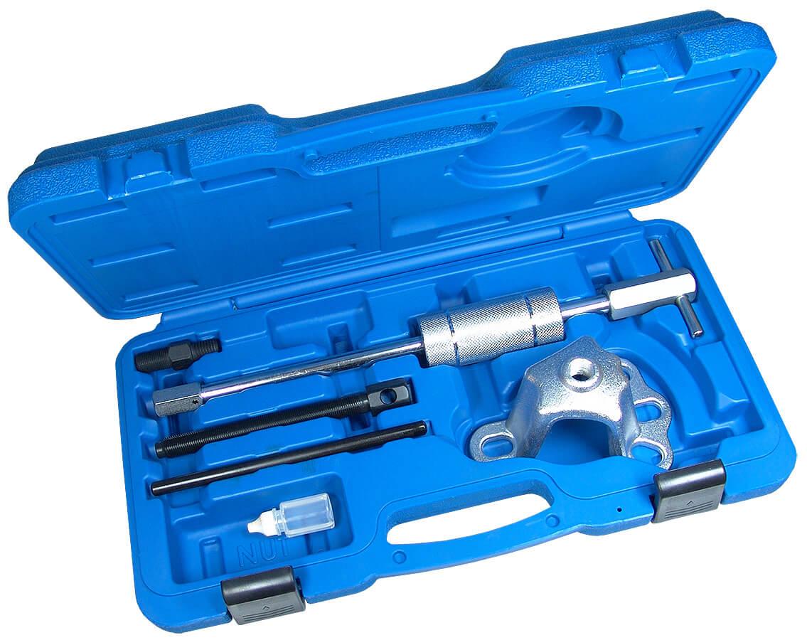 Bearing Puller Tool Set : Wheel bearing tool set universal hubs puller