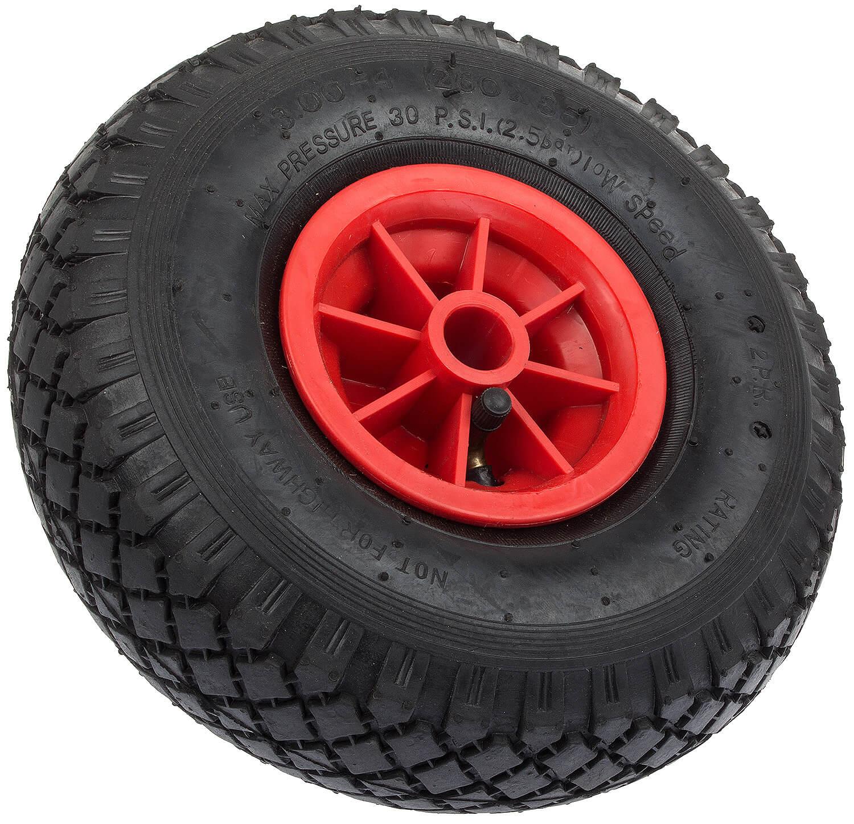 Brouette air pneus avec chambre sac roulettes roues de ebay - Chambre a air roue de brouette ...