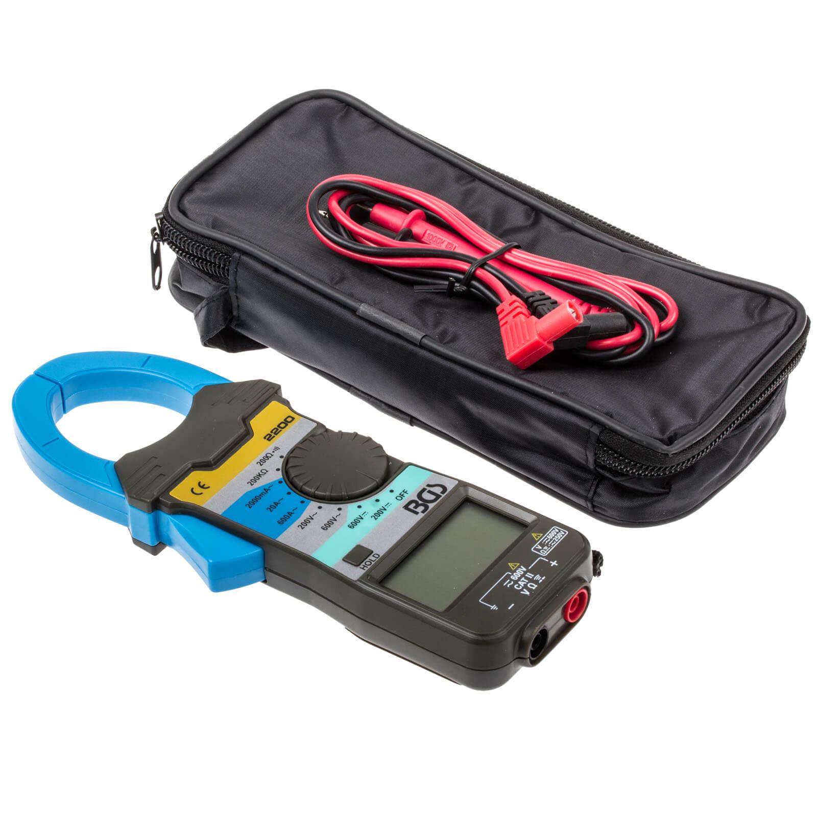 Zangen-Multimeter-Stromzange-Amperemeter-Zangen-Strommesszange-Zangenamperemeter