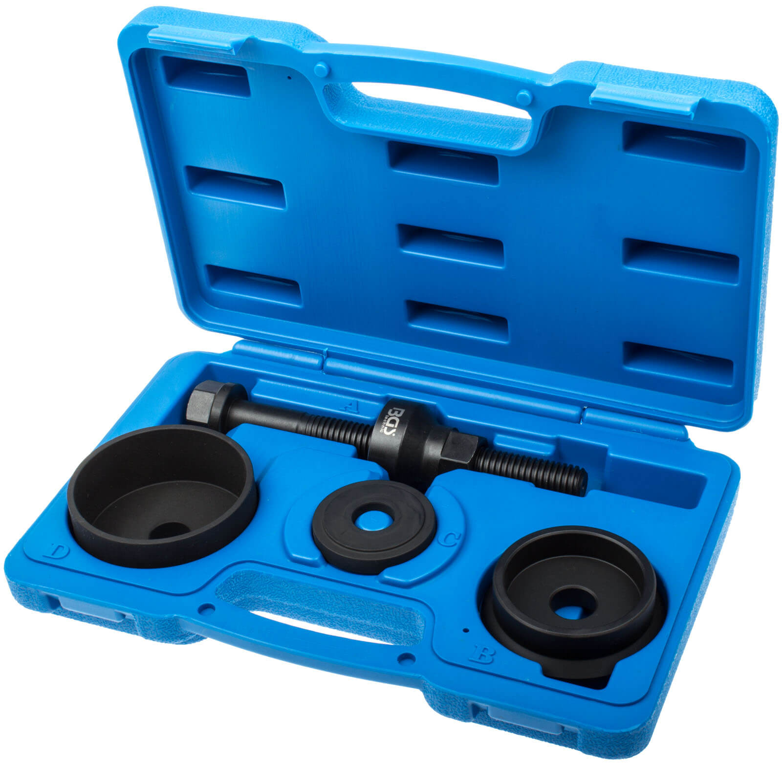 Wheel bearing tool set mercedes benz w124 w129 r129 w201 for Mercedes benz tools