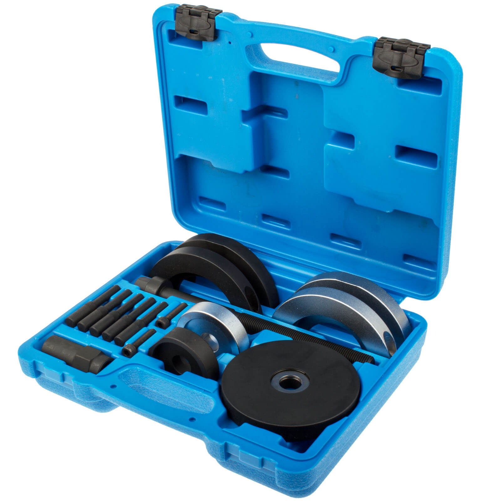 Volkswagen Wheel Bearing Puller : Wheel bearing tool set audi a vw polo fox hub