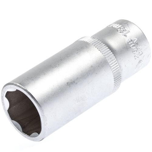 tief Langnuss Steck-Nuss Biteinsatz Steckschlüssel-Einsatz 4 mm 1//4 Super Lock