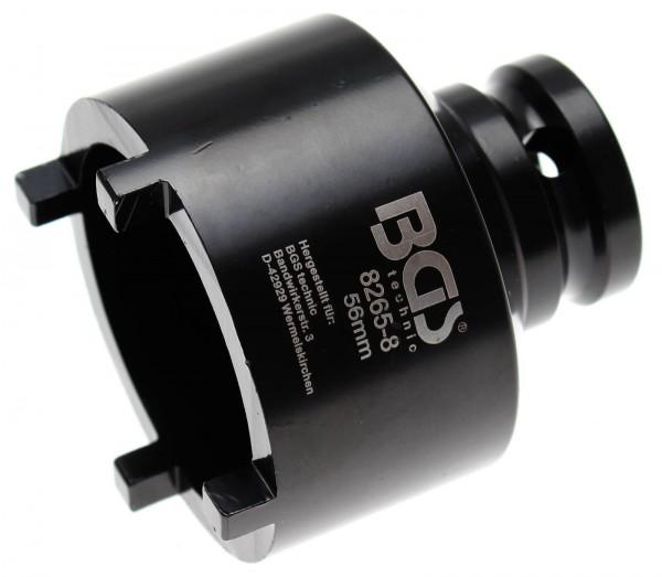 BGS 8265-8 Nutmutter-Einsatz mit Aussenzahn, 56x5.5 mm