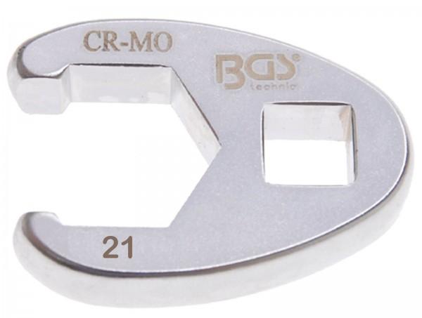 BGS 1757-21 21 mm Hahnenfuss-Schlüssel
