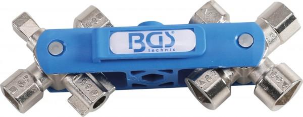 BGS 1469 Universalschlüssel SuBMaker Quadro 10 in 1