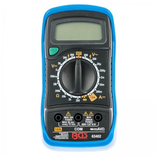 BGS 63402 Digital Multimeter