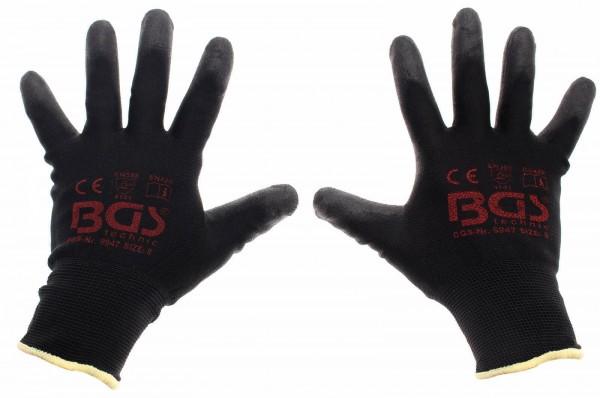 BGS 9947 Mechaniker-Handschuhe, Größe 8 / M