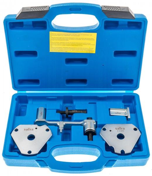 Satra S-X16PE Motor Einstell Werkzeug Satz 5-tlg Fiat 1.6 16V