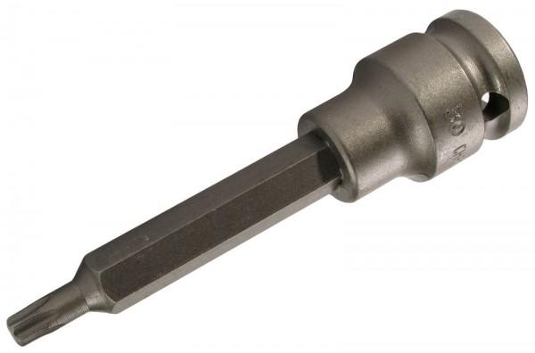 """BGS 5474 Kraft-T-Profil-Einsatz, 100 mm lang,T50, 1/2"""""""
