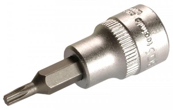 """BGS 2541 Torx-Steckschlüssel 3/8"""" ohne Bohrung, T15"""