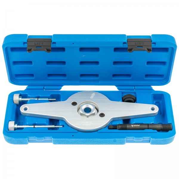 Asta A-VD4C Schwingungsdämpfer Werkzeug Satz VAG 1.8, 2.0 Liter TFSI