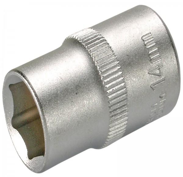 """BGS 10614 Steckschlüssel-Einsatz """"Pro Torque®"""" 10 (3/8), 14 mm"""