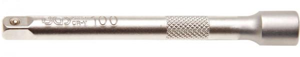 """BGS 2335 Verlängerung 100 mm mit 6-kant, 1/4"""""""