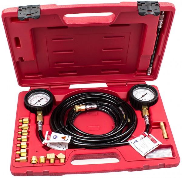 BGS 8028 Öldruckprüfer Set für Automatik Getriebe 15-tlg.