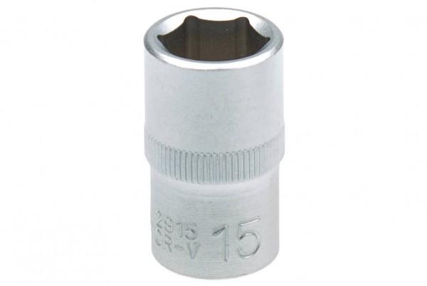 """BGS 2915 Steckschlüssel Einsatz SW 15 mm 1/2"""""""