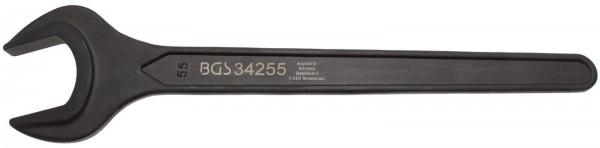 BGS 34255 Einmaulschlüssel, 55 mm