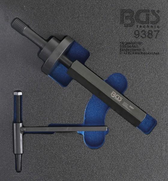 BGS 9387 Steuergehäusedeckel-Ausricht- & Pumpenrad-Demontage-Werkzeug-Satz für Ford 1,8 TDdi / TDCi