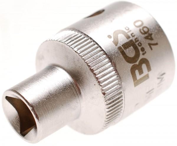 BGS 7460 Dreikant-Einsatz für Pfostenschlösser, M5 (8 mm)