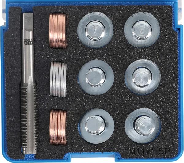 BGS 153 Reparatur-Satz für Öl-Ablassgewinde, M11x1.5