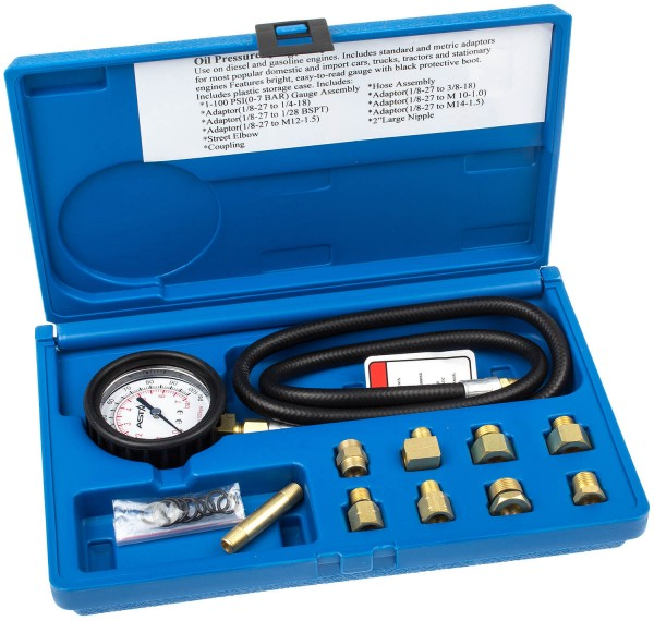 Asta TIT-010 Motor Öldruck Tester Set 7 bar