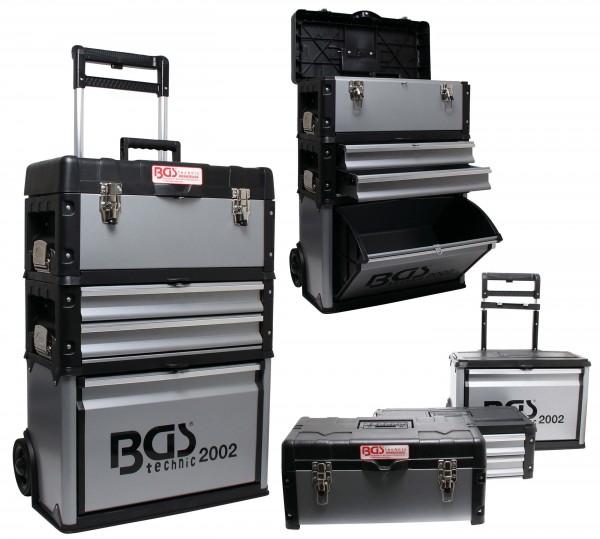 BGS 2002 Montagewagen, fahrbar