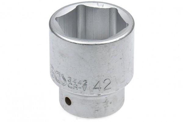 "BGS 3442 Steckschlüssel SW 42 mm 3/4"" Pro Torque®"