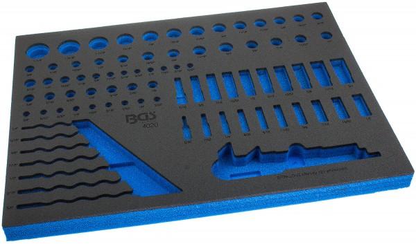 BGS 4020-5 Werkstattwagen Einlage für Zoll Schraubenschlüssel