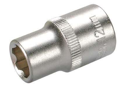 """BGS 2412 Steckschlüssel-Einsatz SW 12 mm 1/2"""" Super Lock"""