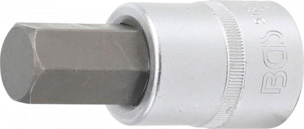 BGS 5189-H22 Bit-Einsatz, Innensechskant, 20 (3/4), 85 mm lang, 22 mm