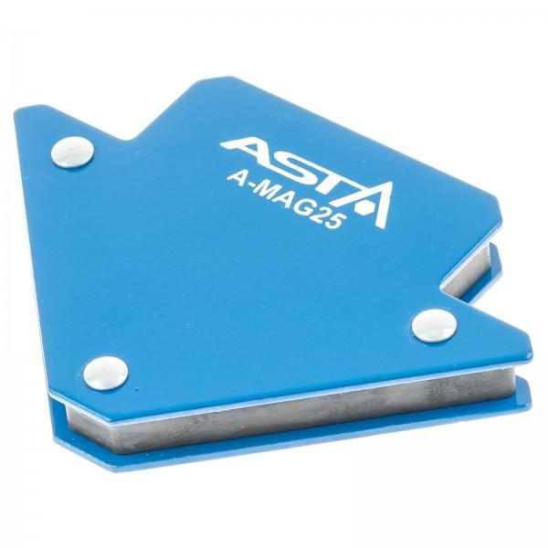 Asta A-MAG25 Kraft-Magnethalter Zugkraft bis 11 kg