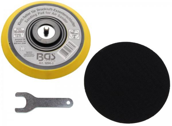BGS 3290-1 Ø 150 mm Klett-Teller für BGS 3290