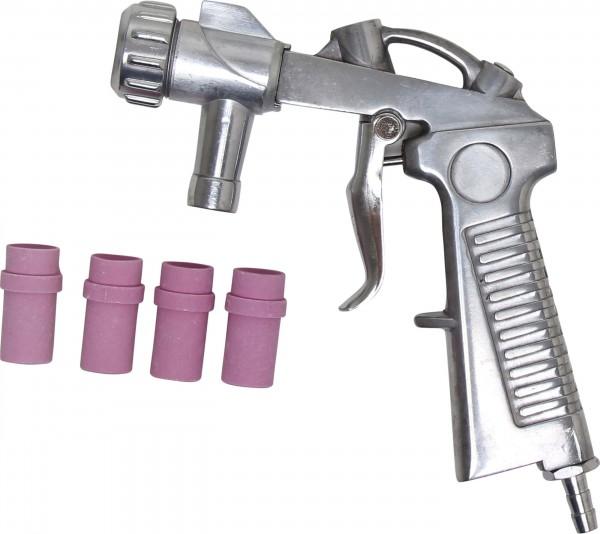 BGS 8717-1 Ersatzsandstrahlpistole für Druckluft-Sandstrahlkabine, passend für BGS 8717