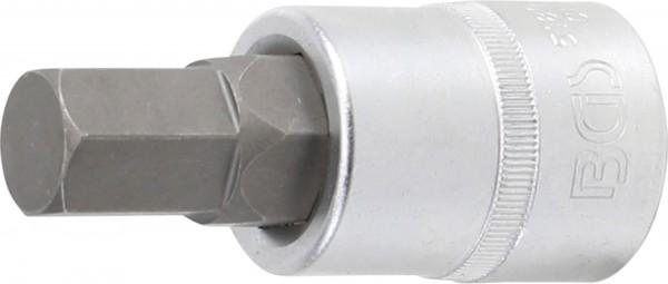 BGS 5189-H19 Bit-Einsatz, Innensechskant, 20 (3/4), 85 mm lang, 19 mm