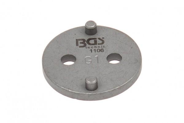 BGS 1106 Bremskolbenrücksteller Adapter für VW Golf 5 & 6