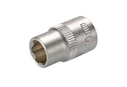 """BGS 2353 Steckschlüssel-Einsatz SW 13 mm 1/4"""" Super Lock"""