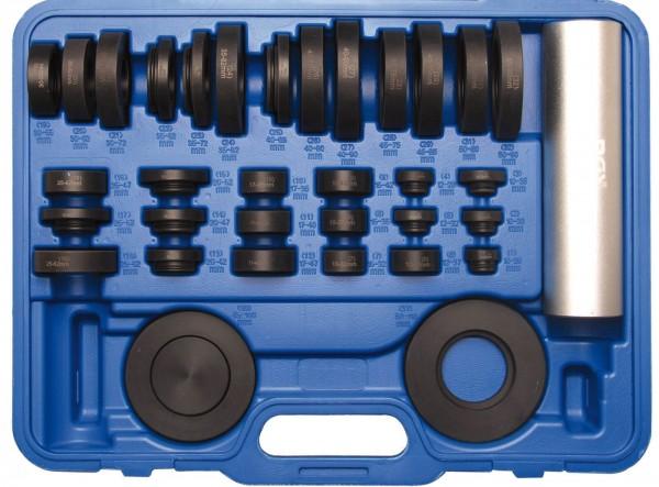 BGS 8670 Lager-Eintreibersatz, Nylon, 36-tlg.