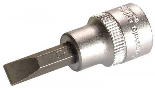 """BGS 2567 Bit-Einsatz, 3/8"""", Schlitz, 5,5 mm"""