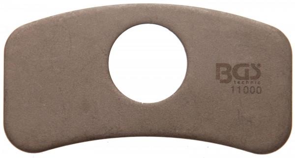 BGS 11000 Druckplatte für Art. 1116, 1119, 1127, 1104, 1109, 1110