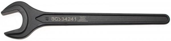 BGS 34241 Einmaulschlüssel, 41 mm