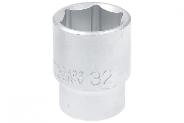 "BGS 3432 Steckschlüssel SW 32 mm 3/4"" Pro Torque®"