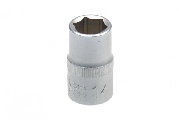 """BGS 2914 Steckschlüssel Einsatz SW 14 mm 1/2"""""""