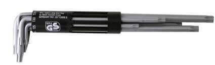 BGS 805 Torx Schlüssel Satz mit Stirn-Loch Bohrung 8-tlg.