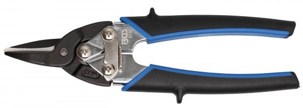 BGS 6136 Mini-Karosserie-Blechschere, 195 mm, geradeschneidend