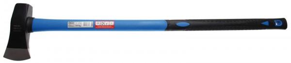 BGS 3834 Spaltaxt, Fiberglasstiel, 3000 g