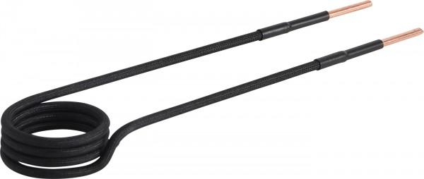 BGS 2169-2-38 Induktions-Spule, für Induktionsheizgerät 2169, abgewinkelt 90° Bauform, 38 mm