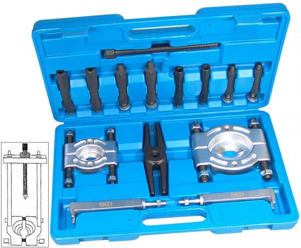 BGS 7750 Trennmesser Lager Abzieher Satz für Kugelgelenke 14-tlg.