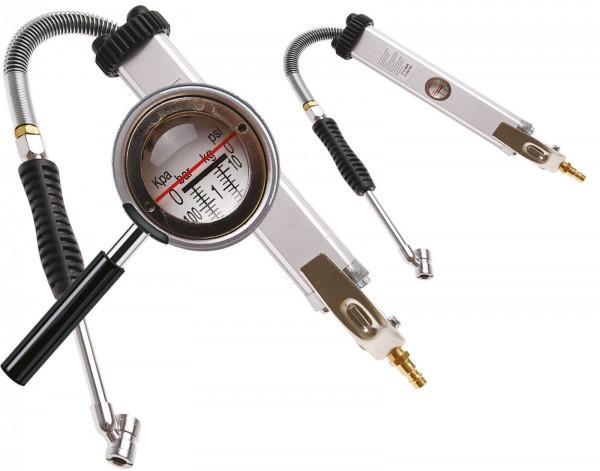 BGS 55415 Druckluft-Reifenfüller, 0-11 bar