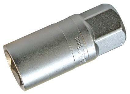 """BGS 2470 Zündkerzenschlüssel SW 21 mm Steckschlüssel 1/2"""""""